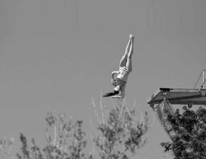 Agios Nikolaos Cliff Diving Competition 2019