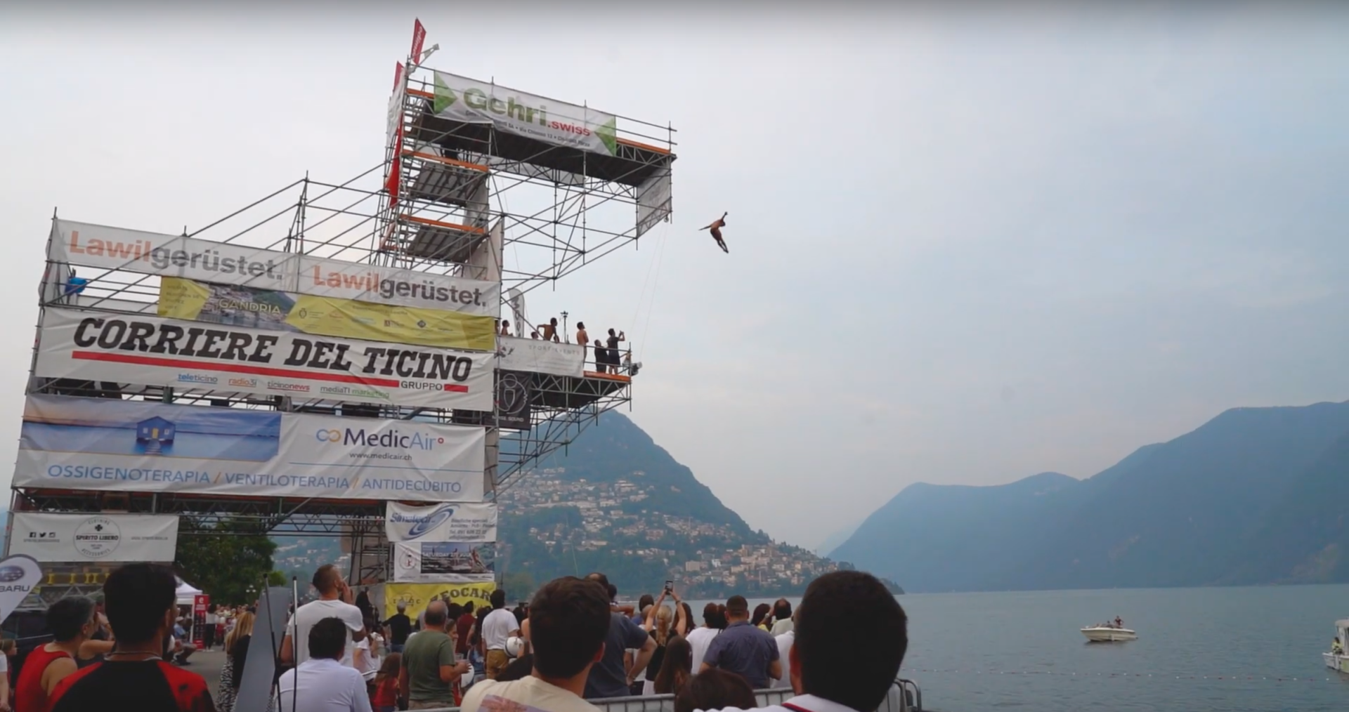 Event video: Lugano 2019