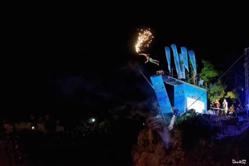 Night Show, Agios Nikolaos Cliff Diving Competition 2019