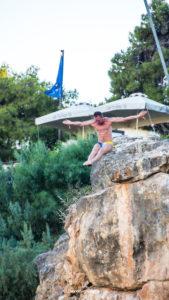 Viacheslav Kolesnikov (UKR), Agios Nikolaos Cliff Diving Competition 2019