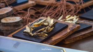 Handmade medals, Agios Nikolaos Cliff Diving Competition 2019