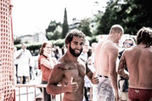 Lasaro Schaller (SUI / BRA), Lugano Cliff Diving Show 2018