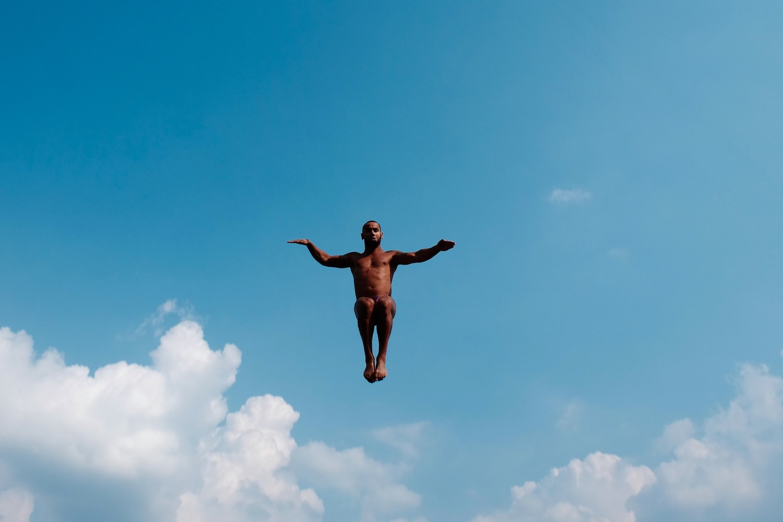 Lasaro Schaller (SUI / BRA), Edimen Lugano Cliff Diving 2019