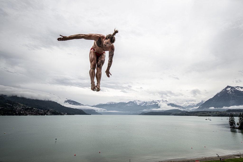 Matthias Appenzeller (SUI), Swiss Open High Diving Championship 2019