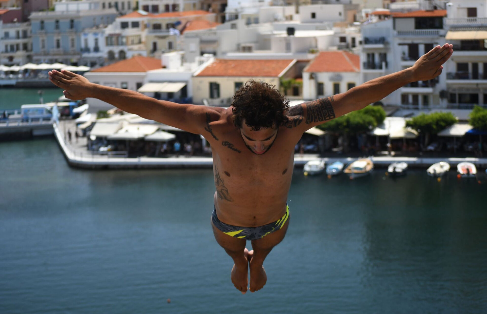 Agios Nikolaos Cliff Diving Competition 2020 – Cancelled!