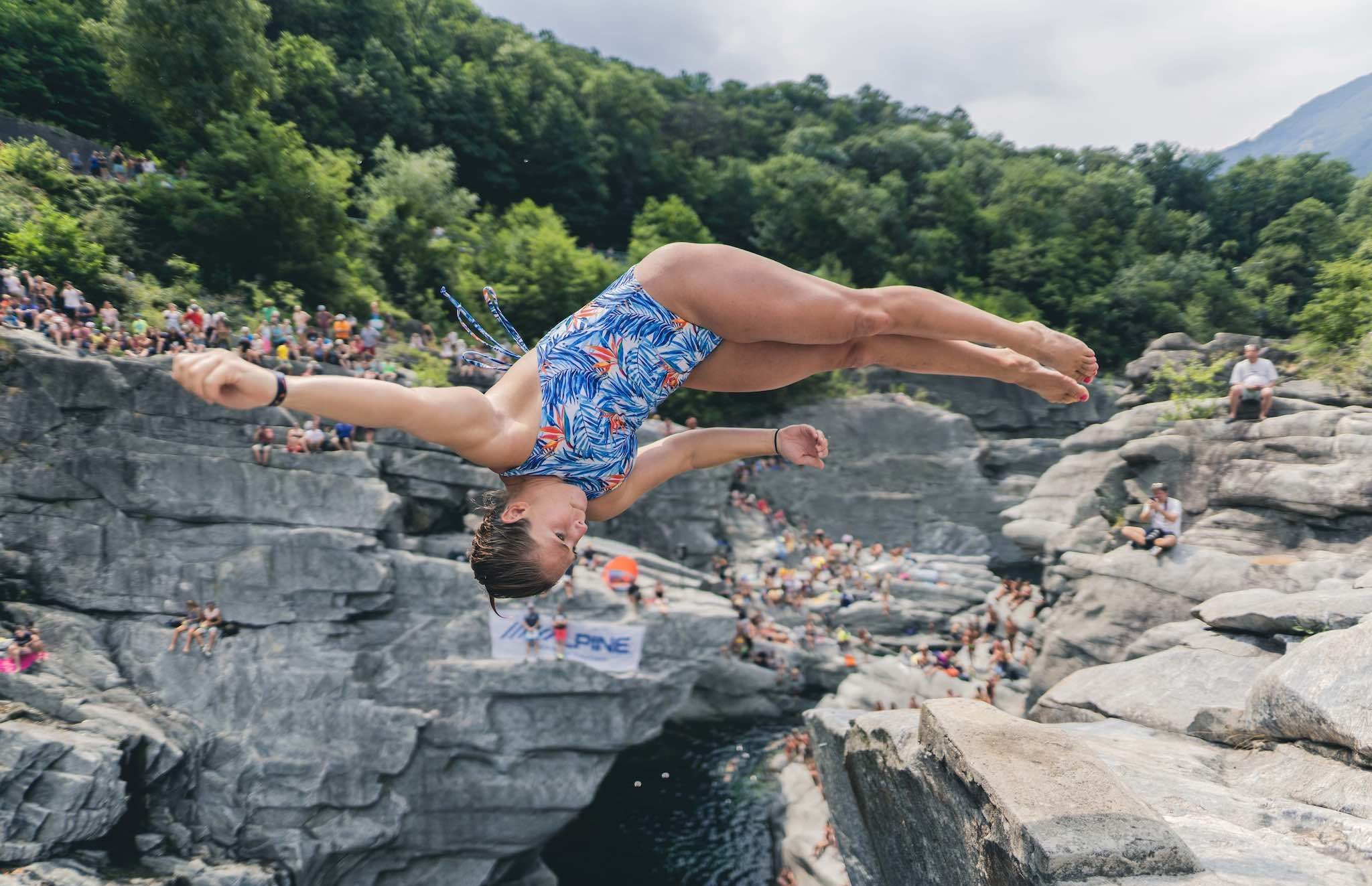 International Cliff Diving Championship 2021