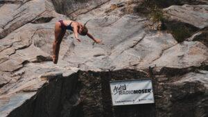 Genevieve Bradley (USA), International Cliff Diving Championship 2021
