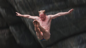 Jan Wilko Heinzel (GER), International Cliff Diving Championship 2021