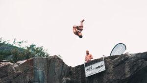 Manuel Lindner (GER), International Cliff Diving Championship 2021