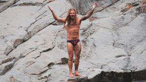 Matthias Appenzeller (SUI), International Cliff Diving Championship 2021