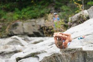Iris Schmidbauer (GER), International Cliff Diving Championship 2021