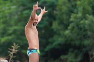 Marco Ghioni (ITA), International Cliff Diving Championship 2021