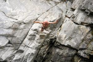 Peter Roseney (AUS), International Cliff Diving Championship 2021