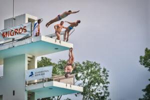Mass Dive, Family Fun Day Basel 2021
