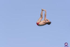 Jean-David Duval (SUI), Lugano Diving Shows 2021