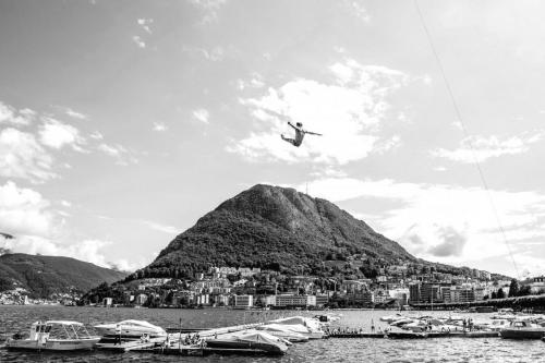 Lugano Cliff Diving 2018