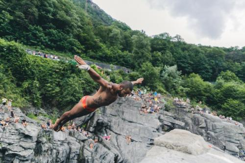International Cliff Diving Championship 2019