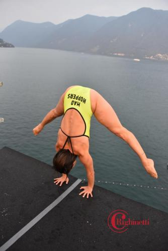 Edimen Lugano Cliff Diving 2019